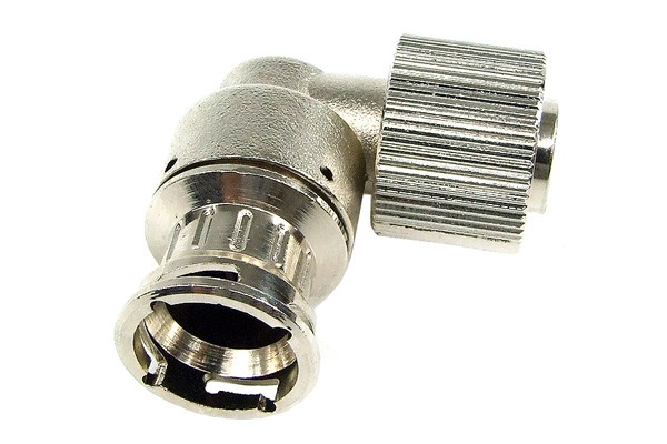 """Quick release connector 16/13mm (1/2"""") 90° - coupling"""
