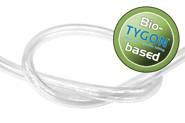"Tygon E3603 tubing 9,6/6,4mm (1/4""ID) clear"