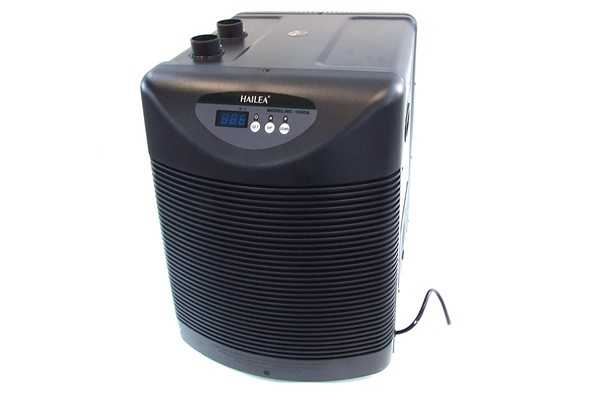 waterchiller Hailea Ultra 2000 (HC1000=1650W cooling capacity)