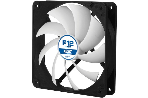 Arctic Fan F12 PWM PST ( 120x120x25mm )
