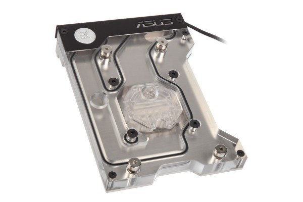 EK Water Blocks EK-FB ROG ZE RGB Monoblock - Nickel