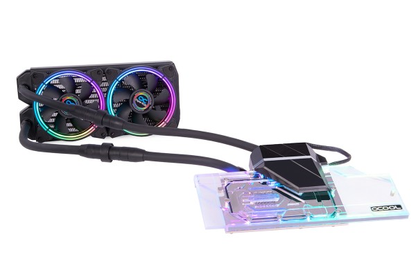 Alphacool Eiswolf 2 AIO - 240mm Radeon RX 5700/5700XT Reference